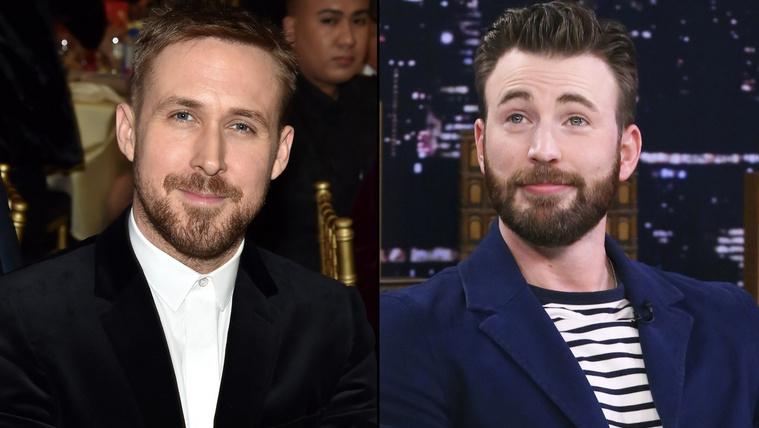 Ryan Gosling és Chris Evans egymásra vadásznak a Netflix eddigi legdrágább filmjében