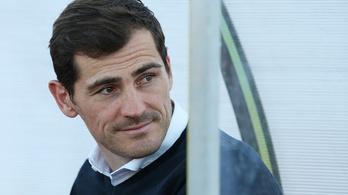Casillas a Real Madrid elnöki tanácsadója és nagykövete lesz