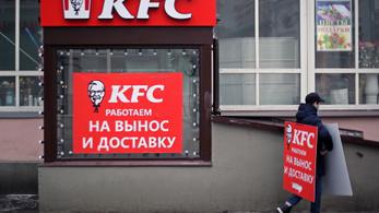 A KFC az orosz 3D nyomtatott húsban látja a jövőt
