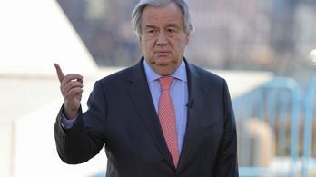 Globális alapjövedelemre lehet szükség az ENSZ-főtitkár szerint
