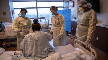 85 csecsemőt fertőzött meg a koronavírus Texasban