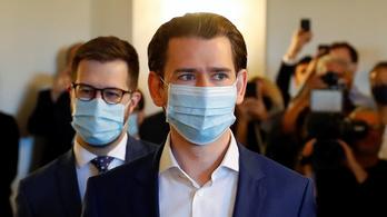Koronavírus: újra kötelező lesz a maszk Ausztriában