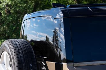 A tükröződés sokat elmond az autó kiviteli minőségéről