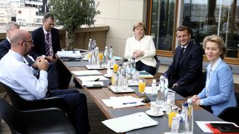 A negyedik napra is elhúzódik az uniós vezetők költségvetési küzdelme