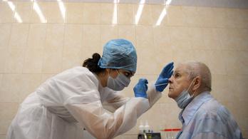 Hat új koronavírusos van, két nap növekedés után ismét csökkent az aktív fertőzöttek száma