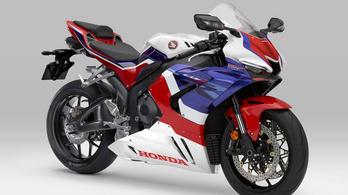 Pletyka: visszatér a Honda CBR600RR, de nem hozzánk
