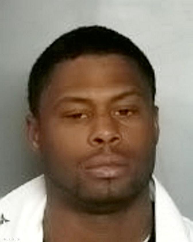 Ez Arthur McCall 2008-as letartóztatási fotója