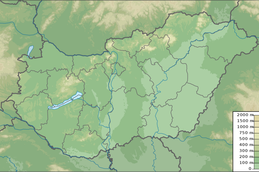 Magyarország természetföldrajzát nem csak az iskolai földrajzórán kellett ismerni.