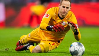 Gulácsit tartják a német bajnokság harmadik legjobb kapusának a játékostársak