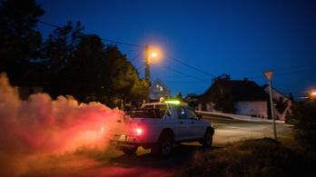133 ezer hektáron irtják a szúnyogokat a héten