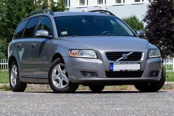Volvo S40, V50 2007