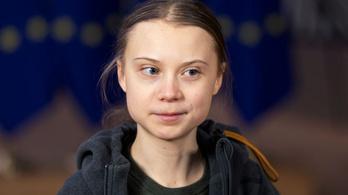 Greta Thunberg teljes egészében eladományozza az 1 millió eurós díját
