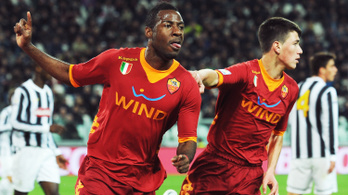 Az AS Romában is játszott az Újpest új csatára