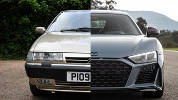 Miben jobb a Citroen Xantia, mint az Audi R8?