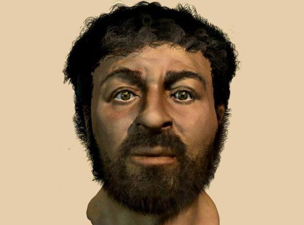 Így nézhetett ki egy galileai zsidó férfi egy Jézus-kori koponya alapján.
