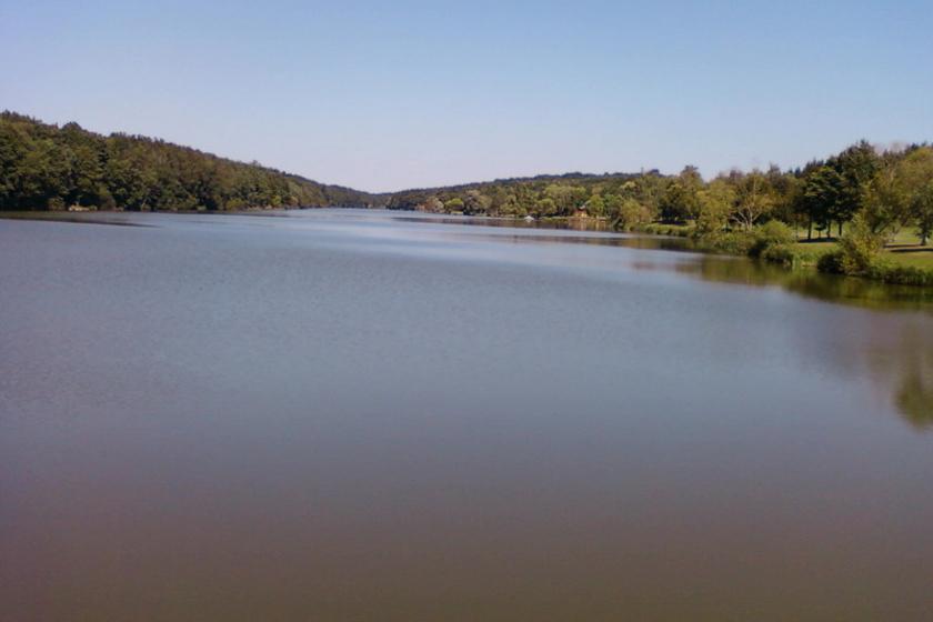 Borostyán-tó