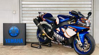 21 millióért alkalmi vétel az egyik legritkább Yamaha