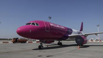 Madárral ütközött egy Wizz Air-gép, kényszerleszállást hajtott végre