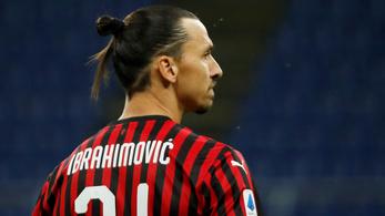 A 38 éves Ibrahimovicot nincs ember, aki megállítsa