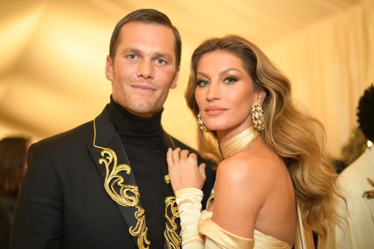 Mielőtt az urak még azt hinnék, Bündchen szabad préda, íme, itt a férje, Tom Brady, amerikaifutball-játékos