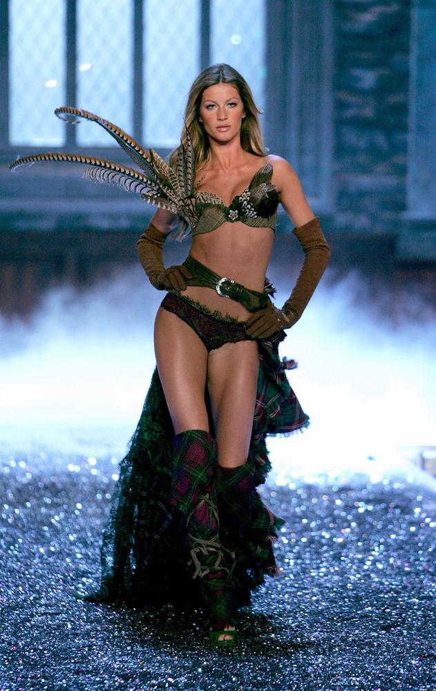 Gisele Bündchent a legtöbb divatrajongó talán a Victoria's Secretnek köszönhetően ismerheti