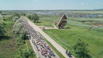 Akár nézők nélkül is rendezhetnek szakaszokat a Tour de Hongrie-n