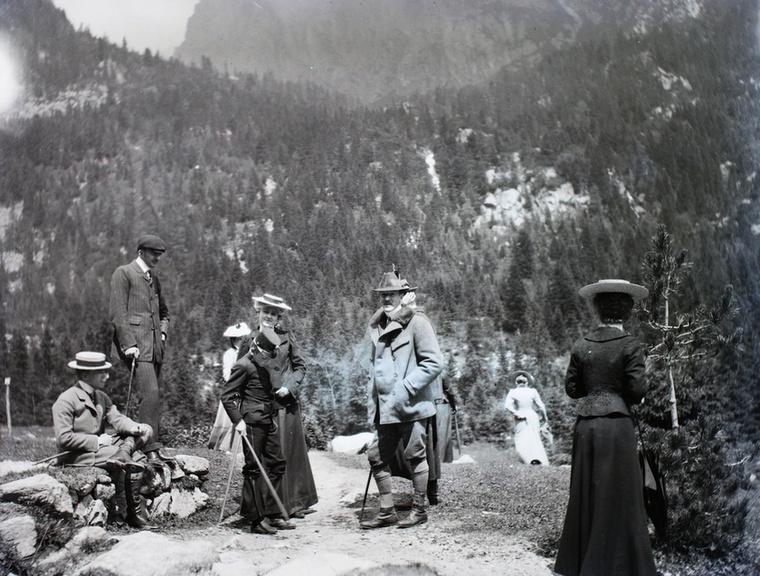 A legnépszerűbb túracélpontok a Magas-Tátra és Erdély voltak, nem csoda, ha a trinanoni békeszerződés után alábbhagyott az emberek természetjáró kedve