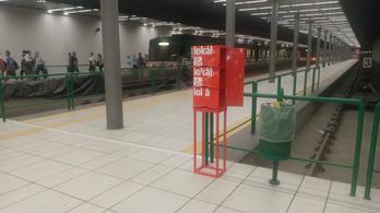 Már eltűnt a metróból a Lokál
