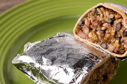 Szaftos mexikói burrito darált marhahússal és rizzsel – A fűszerezés a titka