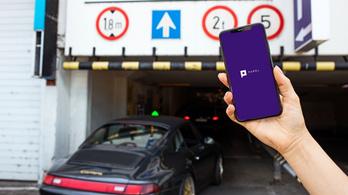 Magyarországon először vezették be a jegymentes parkolást egy plázában