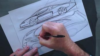 Így készült annak a Maseratinak a formaterve, ami visszajuttatta őket a versenypályára