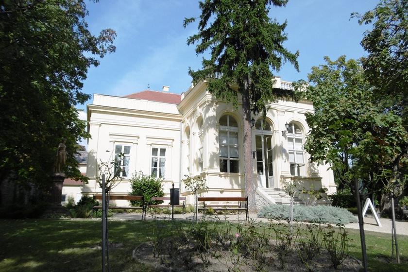 Jókai Mór Emlékház, Füred
