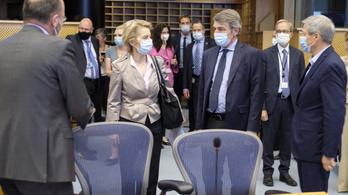 EU-s költségvetésről, jogállamiságról vitatkoztak az EP-ben: elégedetlenek a képviselők