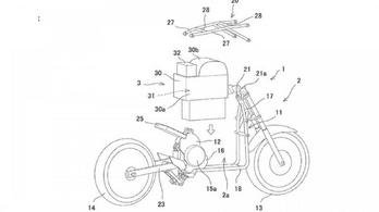 Tiszta legó lesz a Kawasaki villanymotorja