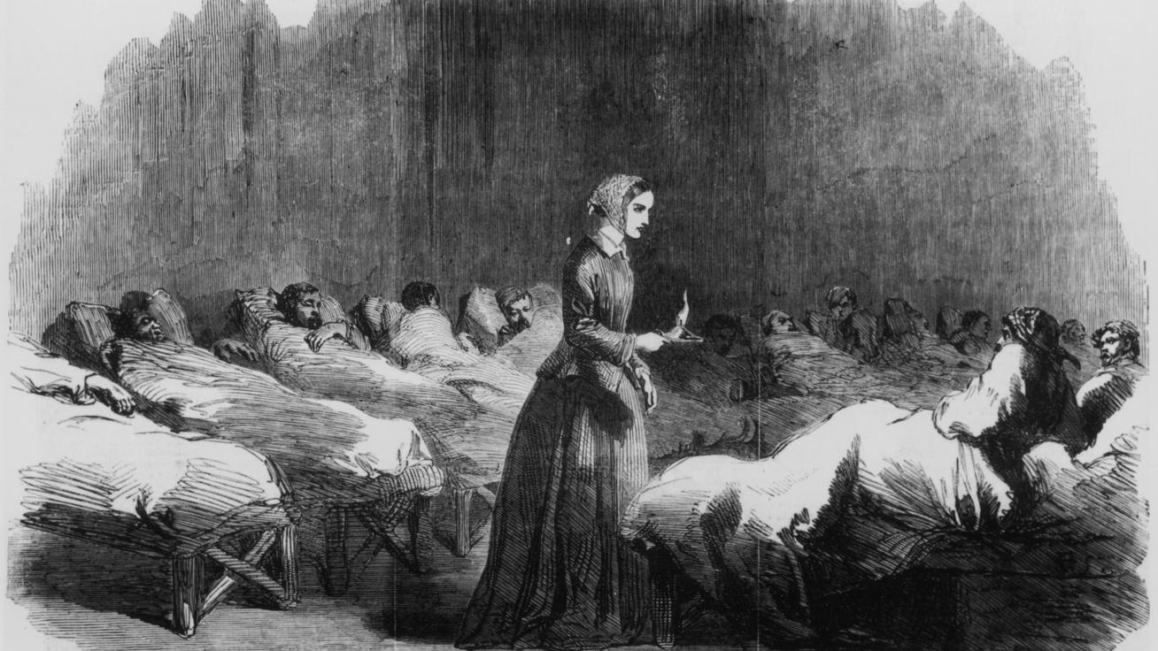 A briliáns ápolónő, aki kiállt a betegek jogaiért: Florence Nightingale különleges története