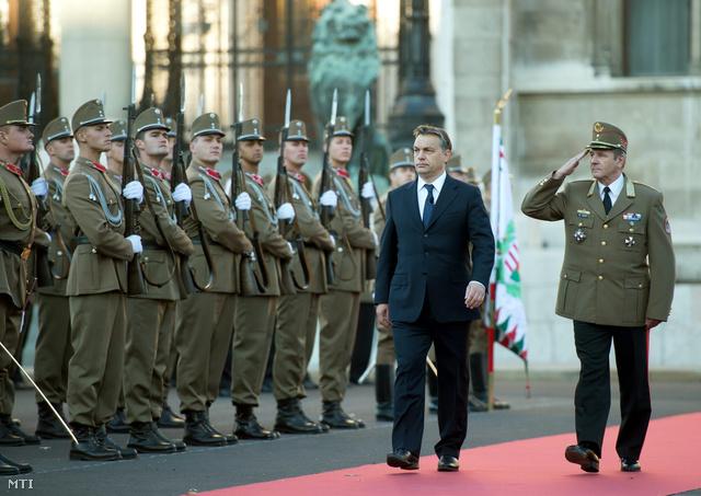 Orbán Viktor miniszterelnök a nemzeti gyásznapon tartott megemlékezésen