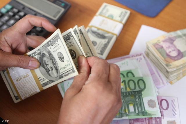 Pénzváltó Iránban