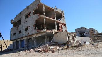 Oroszország egyre több fegyvert és zsoldost szállít Líbiába
