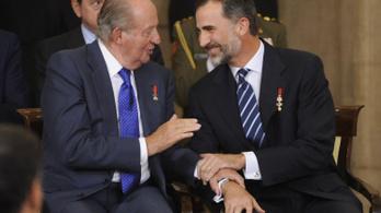 Súlyos korrupciós gyanú fenyegeti a spanyol monarchiát