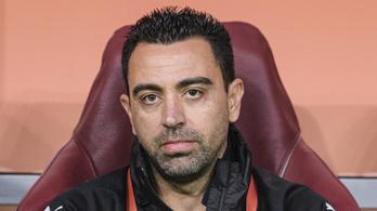 Xavi Hernández is elkapta a koronavírust