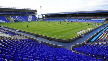 Másik városban játssza a hazai meccseit a Coventry City
