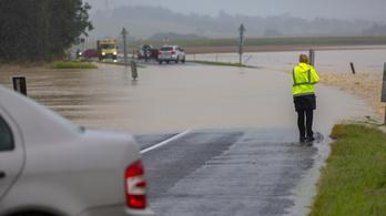 Somogy megye: Kula pusztán és a Balaton mellett is bődületes mennyiségű csapadék esett
