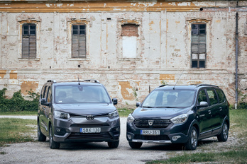 Dacia lodgy 2019
