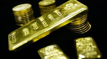 Rekordot döntött az arany ára
