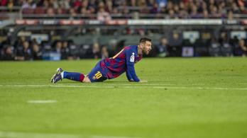 Messi nem megy sehova, mondja a Barcelona elnöke