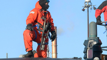 Lézerpuskát villantott az amerikai haditengerészet