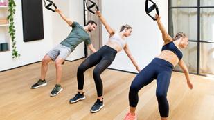 Ezért fontos, hogy egy oldalra végzett gyakorlatokat is csinálj edzésen