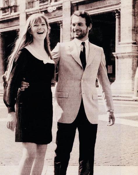 Terence Hill ezzel az aranyos felvétellel emlékezett meg a házassági évfordulójukról.