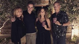 Tom Hanks és Rita Wilson görög állampolgárok lettek