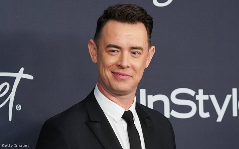 Colin Hanks 2020. január 5-én. Bár neki és Elizabeth Hanks nevű testvérének Rita Wilson csak a nevelőanyja, ők is megkapták a görög állampolgárságot Hanks és Wilson két közös fiával egyetemben.